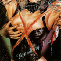 [X Japan Vanishing Visions Album Cover]