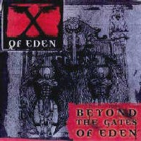 [X Of Eden CD COVER]
