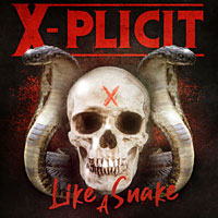 X-Plicit [Italy] Like a Snake Album Cover