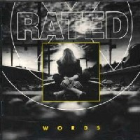 [Rated X Words Album Cover]