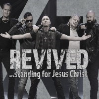 [XT Revived - Standing For Jesus Christ Album Cover]