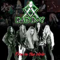 [XX Badboy Fire in the Hole Album Cover]