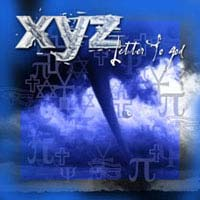 XYZ Letter to God CD Heavy Harmonies Discography