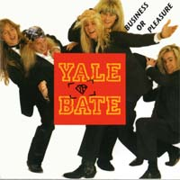 [Yale Bate Business or Pleasure Album Cover]