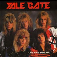 [Yale Bate On the Prowl Album Cover]
