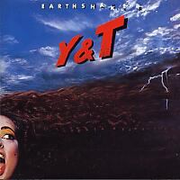 Y and T Earthshaker Album Cover