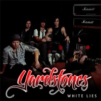 Yardstones White Lies Album Cover