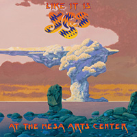 [Yes Like It Is - At the Mesa Arts Center Album Cover]