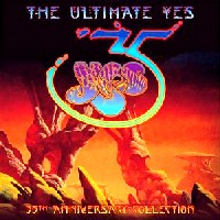 [Yes The Ultimate Yes: 35th Anniversary Collection Album Cover]