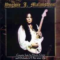 [Yngwie Malmsteen Concerto Suite for Electric Guitar and Orchestra Album Cover]