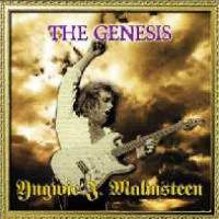 [Yngwie Malmsteen The Genesis Album Cover]