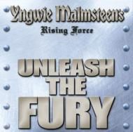 [Yngwie Malmsteen Unleash the Fury Album Cover]