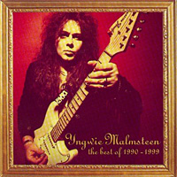 [Yngwie Malmsteen The Best Of: 1990-1999 Album Cover]