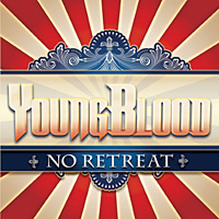 [Youngblood No Retreat Album Cover]