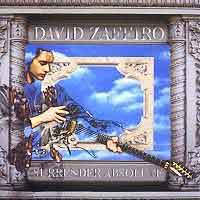 [David Zaffiro Surrender Absolute Album Cover]