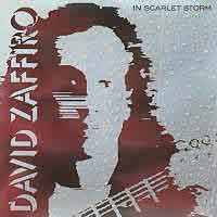 [David Zaffiro In Scarlet Storm Album Cover]