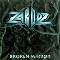 [Zardoz Broken Mirror Album Cover]