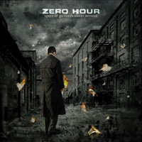 [Zero Hour Spec Of Pictures Burnt Beyond Album Cover]