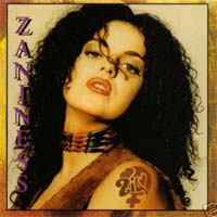 [Zia Zaniness Album Cover]