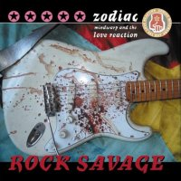 [Zodiac Mindwarp and the Love Reaction Rock Savage Album Cover]