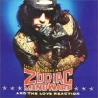 [Zodiac Mindwarp and the Love Reaction Tattooed Beat Messiah Album Cover]