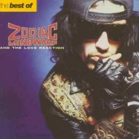 [Zodiac Mindwarp and the Love Reaction The Best Of Album Cover]