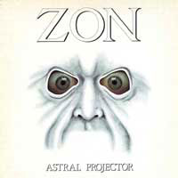 [Zon Astral Projector/ Back Down to Earth Album Cover]