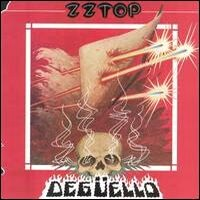 ZZ Top Deguello Album Cover