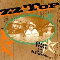 [ZZ Top One Foot In The Blues Album Cover]