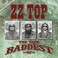 [ZZ Top The Very Baddest of Album Cover]